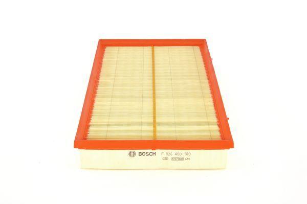 Vzduchový filter BOSCH F 026 400 180 F 026 400 180
