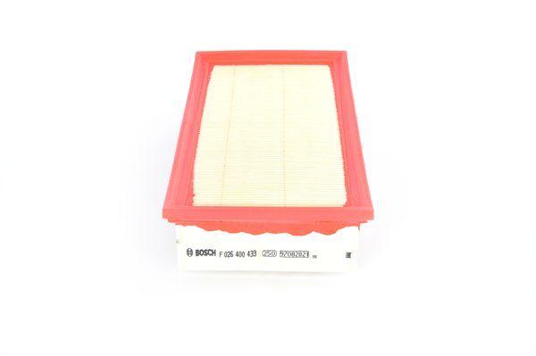 Vzduchový filter BOSCH F 026 400 433 F 026 400 433