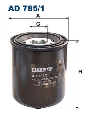 Vzduchový filter FILTRON AK 370/4 AK 370/4