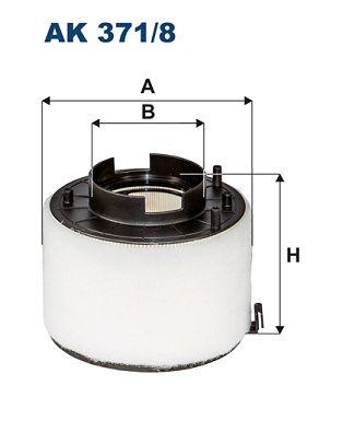 Vzduchový filter FILTRON AM 430/1 AM 430/1