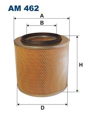 Vzduchový filter FILTRON AP 022/1 AP 022/1