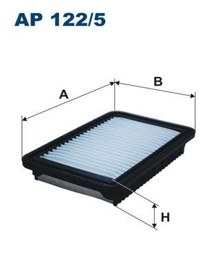 Vzduchový filter FILTRON AP 149/4 AP 149/4