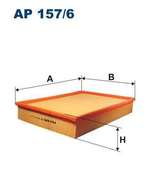 Vzduchový filter FILTRON AP 190/3 AP 190/3