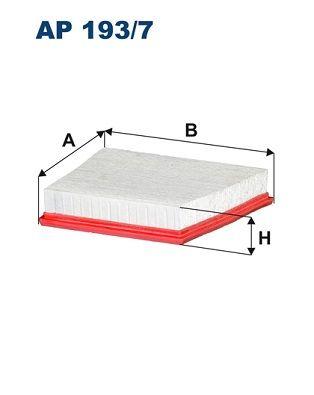 Filter vnútorného priestoru FILTRON AR 285/1 AR 285/1