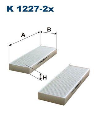 Olejový filter FILTRON OE 649/4 OE 649/4