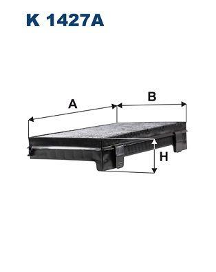 Filter pracovnej hydrauliky FILTRON OM 512 OM 512