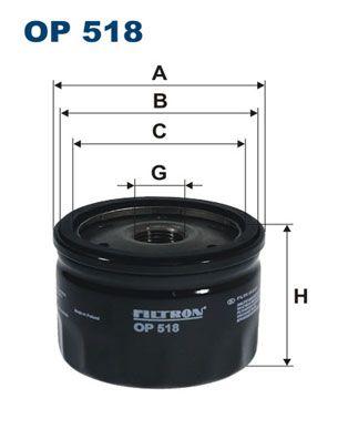 Palivový filter FILTRON PM 813/1 PM 813/1