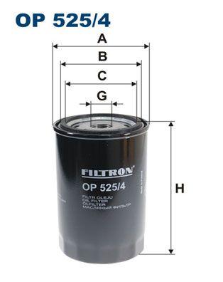 Palivový filter FILTRON PM 819 PM 819
