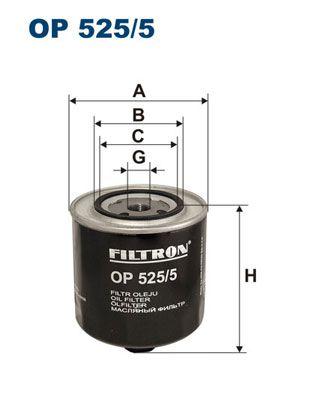 Palivový filter FILTRON PM 844 PM 844