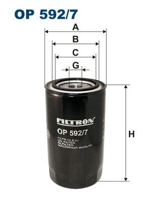 Palivový filter FILTRON PP 845/1 PP 845/1