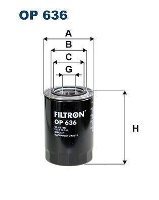 Palivový filter FILTRON PP 840 PP 840
