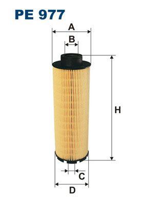 Palivový filter FILTRON PP 944 PP 944