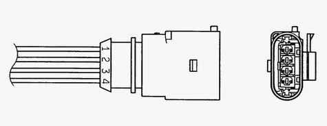Lambda sonda NGK 0047 0047