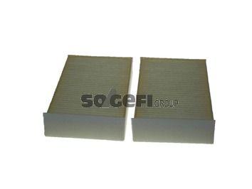 Filter vnútorného priestoru PURFLUX AH428-2 AH428-2