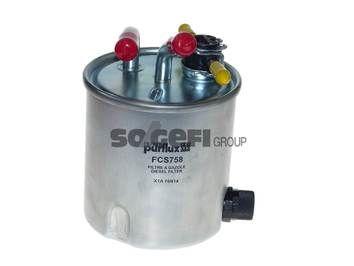 Palivový filter PURFLUX FCS758 FCS758