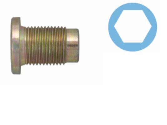 Uzatváracia skrutka, olejová vaňa CORTECO 220126S 220126S