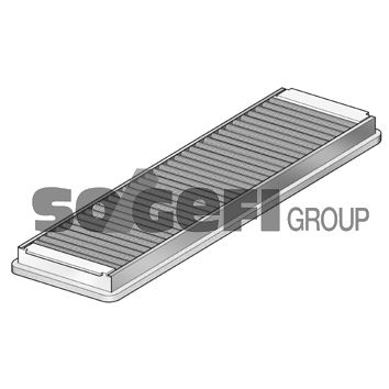 Filter vnútorného priestoru CoopersFiaam PCA8113 PCA8113