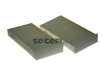 Filter vnútorného priestoru CoopersFiaam PC8408-2 PC8408-2