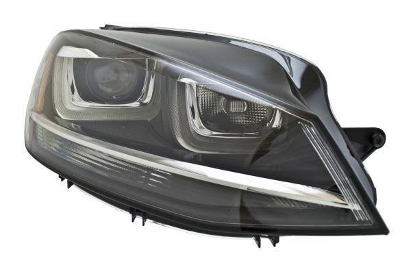 Chladič motora HELLA 8MK 376 701-591 8MK 376 701-591