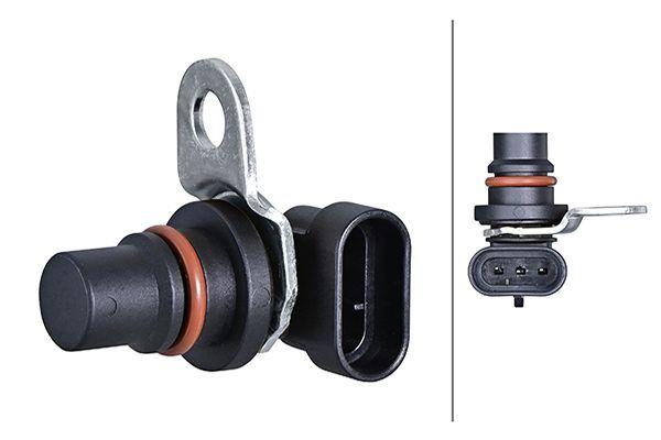 Chladič motora HELLA 8MK 376 719-004 8MK 376 719-004