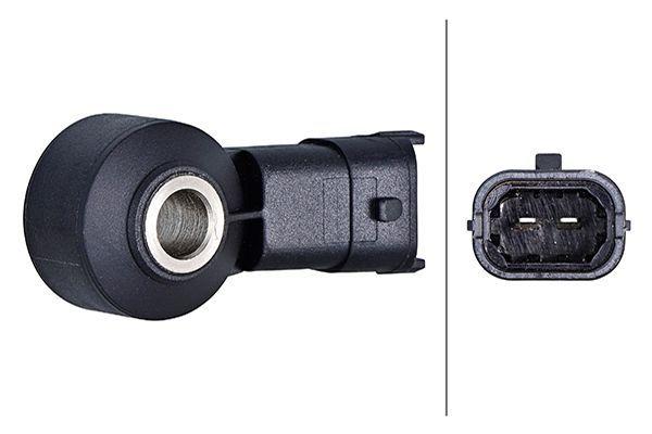 Chladič motora HELLA 8MK 376 719-061 8MK 376 719-061