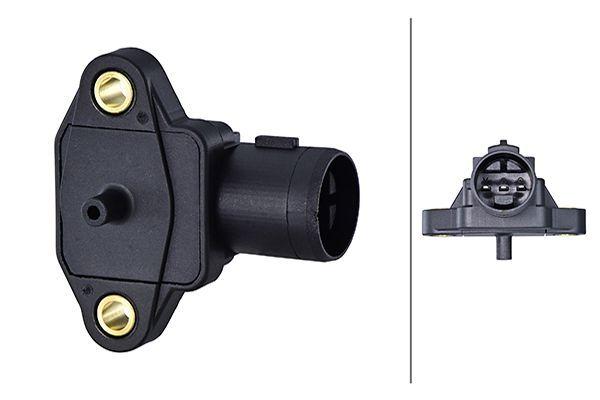 Chladič motora HELLA 8MK 376 719-081 8MK 376 719-081