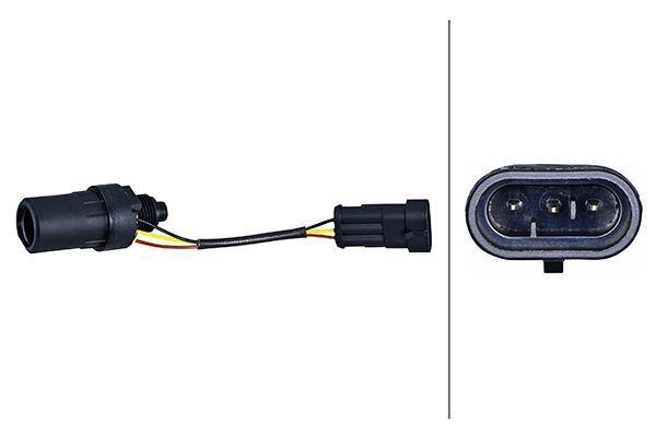 Chladič motora HELLA 8MK 376 717-701 8MK 376 717-701