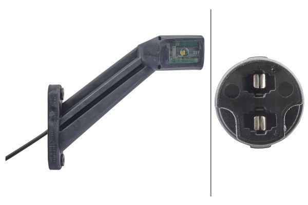 Chladič motora HELLA 8MK 376 924-021 8MK 376 924-021