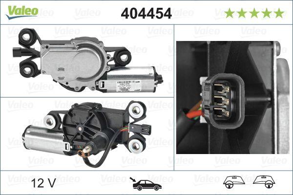 Motor stieračov VALEO 404454 404454