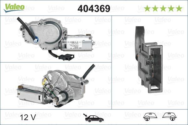 Motor stieračov VALEO 404369 404369
