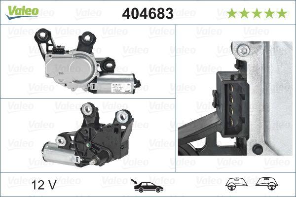 Motor stieračov VALEO 404683 404683