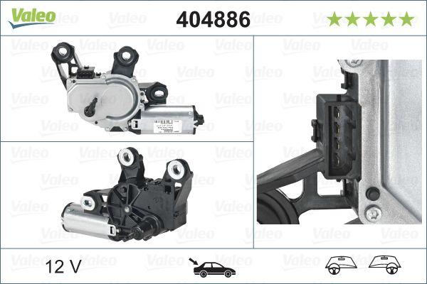 Motor stieračov VALEO 404886 404886