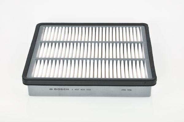 Vzduchový filter BOSCH 1 457 433 580 1 457 433 580