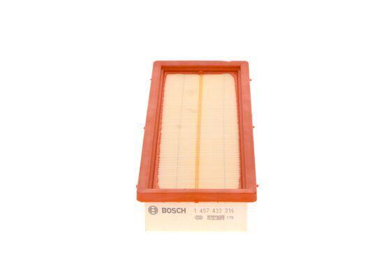Vzduchový filter BOSCH 1 457 433 316 1 457 433 316