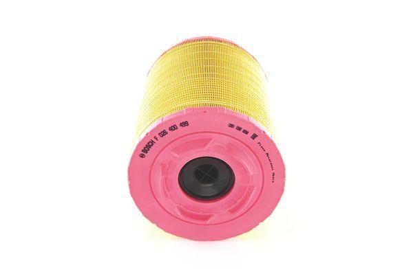 Vzduchový filter BOSCH F 026 400 499 F 026 400 499