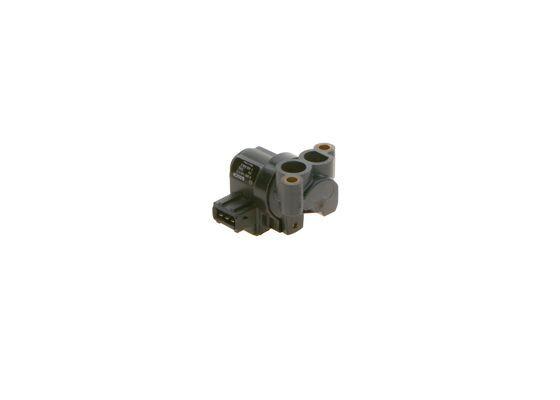 Regulačný ventil voľnobehu (Riadenie prívodu vzduchu) BOSCH 0 280 140 575 0 280 140 575