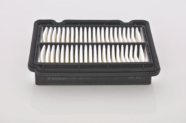 Vzduchový filter BOSCH F 026 400 043 F 026 400 043
