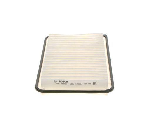 Vzduchový filter BOSCH 1 987 429 187 1 987 429 187