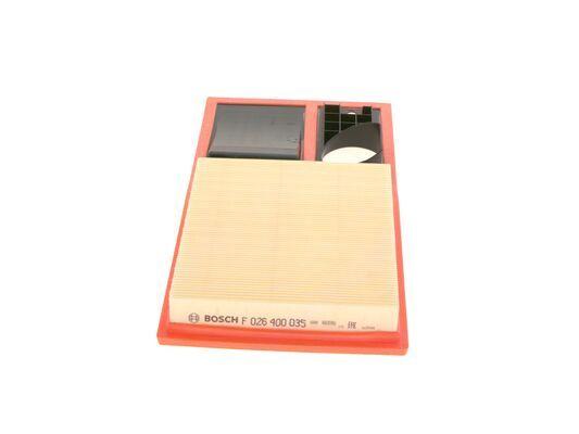 Vzduchový filter BOSCH F 026 400 035 F 026 400 035