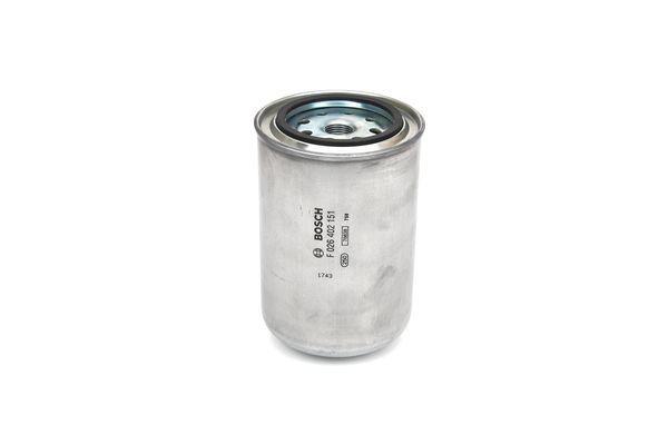 Palivový filter BOSCH F 026 402 151 F 026 402 151