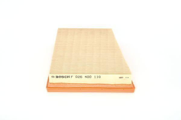 Vzduchový filter BOSCH F 026 400 110 F 026 400 110
