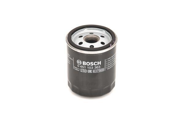 Olejový filter BOSCH 0 451 103 363 0 451 103 363