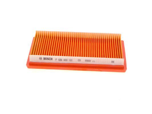 Vzduchový filter BOSCH F 026 400 101 F 026 400 101