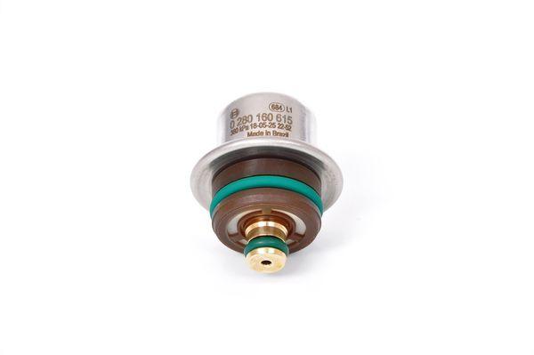 Regulátor tlaku paliva BOSCH 0 280 160 615 0 280 160 615