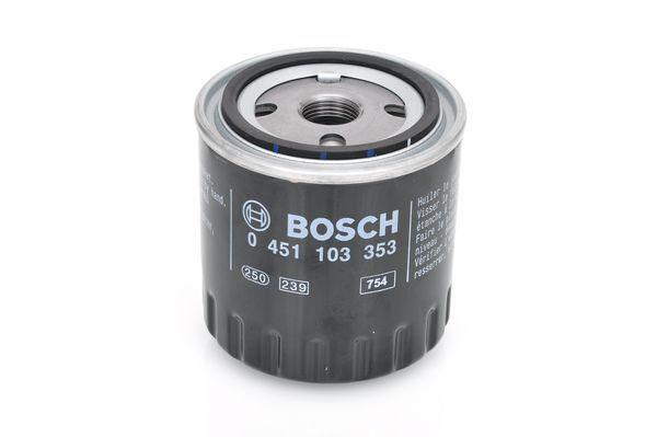 Olejový filter BOSCH 0 451 103 353 0 451 103 353