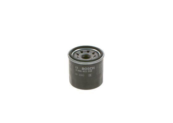 Olejový filter BOSCH 0 986 452 058 0 986 452 058