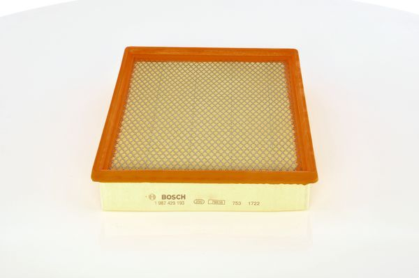 Vzduchový filter BOSCH 1 987 429 193 1 987 429 193