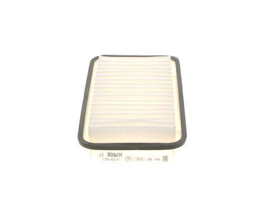 Vzduchový filter BOSCH F 026 400 017 F 026 400 017