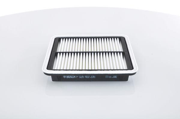 Vzduchový filter BOSCH F 026 400 206 F 026 400 206