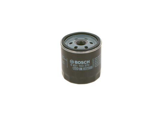 Olejový filter BOSCH 0 451 103 370 0 451 103 370